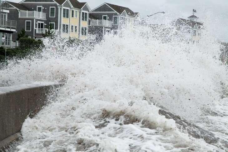 Researchers identify five factors for better coastal risk-management strategies