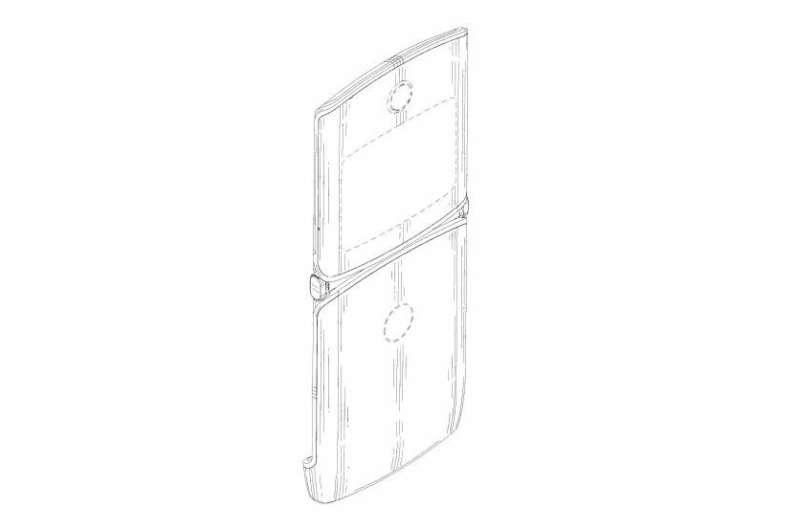 Motorola foldable dominates patent talk as fresher comeback