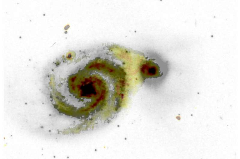 Astronomers publish sky map of thousands of newly discovered galaxies