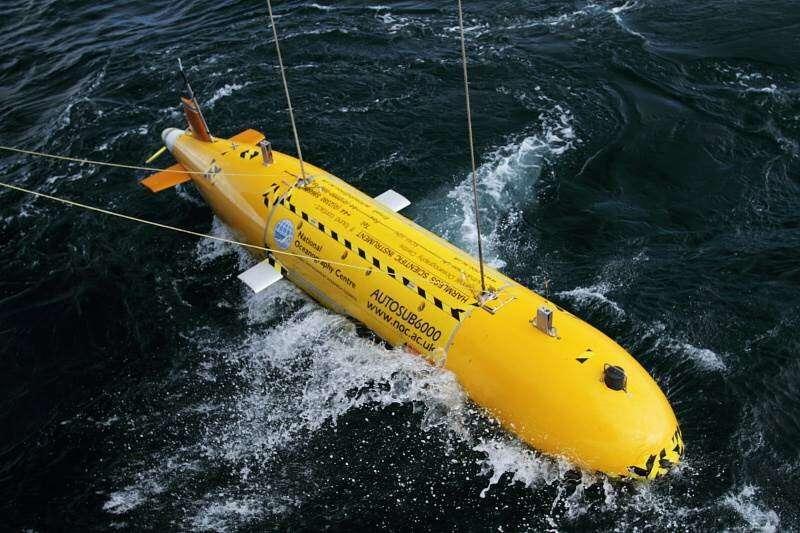 Robots may revolutionise marine environmental monitoring