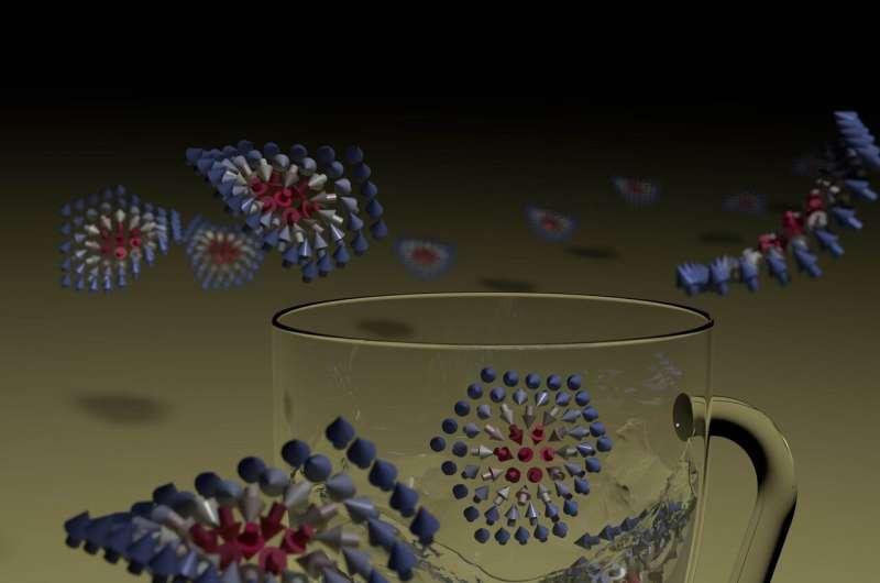 The power of randomization: Magnetic skyrmions for novel computer technology