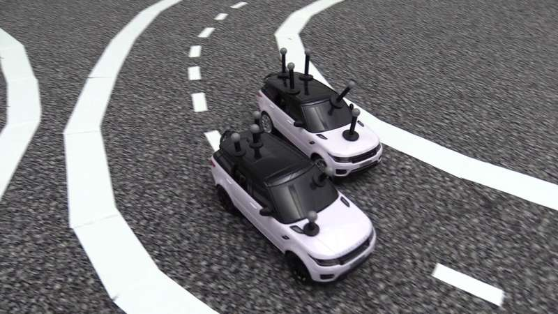 Driverless cars working together can speed up traffic by 35%