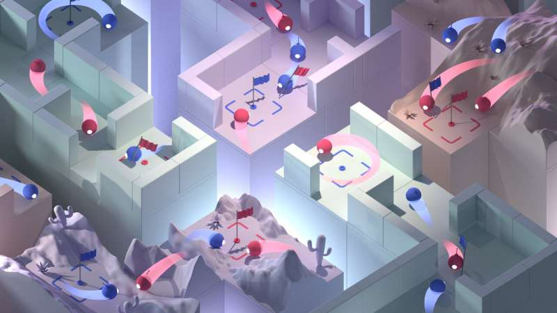 An AI taught itself to play a video game and now it's beatinghumans
