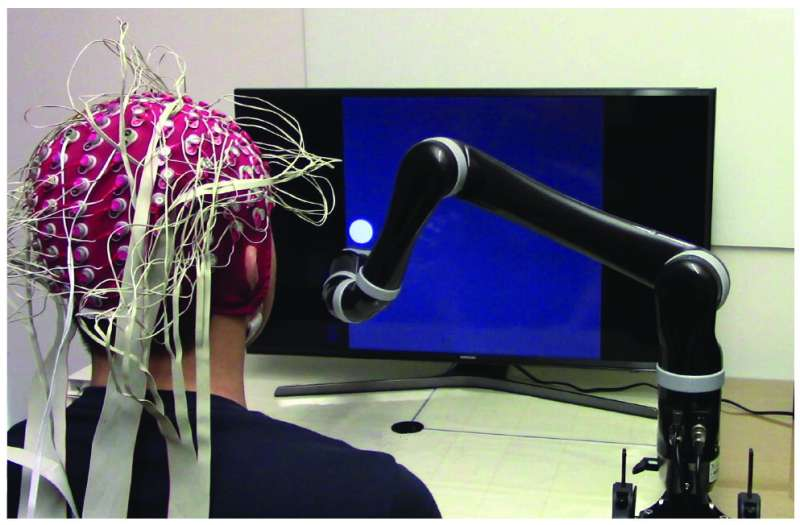 First-ever successful mind-controlled robotic arm without brain implants