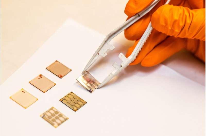 Interlayers help perovskite crystallisation for high-performance light-emitting diodes