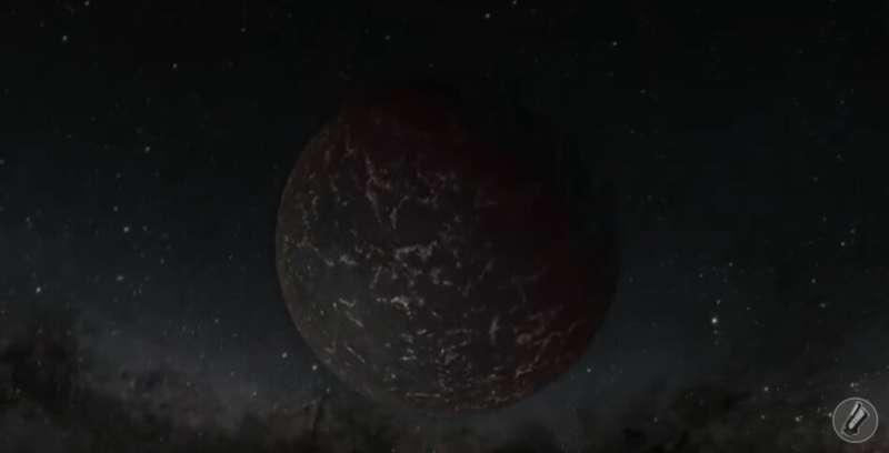 Scientist models exoplanet's atmosphere