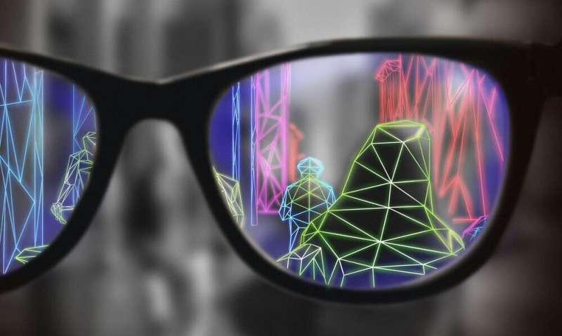 Augmented reality glasses may help people with low vision better navigate their environment