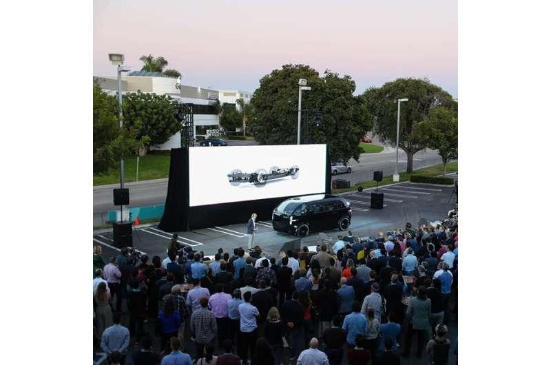 EV watchers turn poetic over Canoo set for 2021