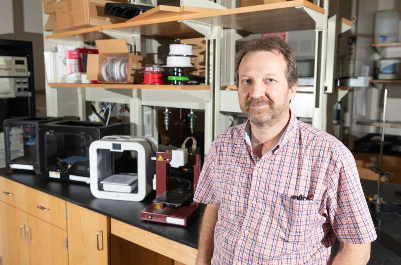 Particles emitted by consumer 3-D printers could hurt indoor air quality