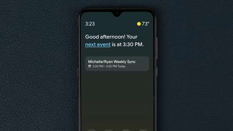 Ambient Mode announced for some Android phones