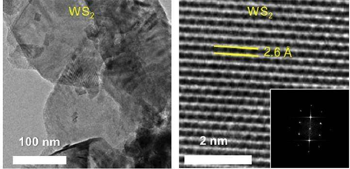 A flaky option boosts organic solar cells
