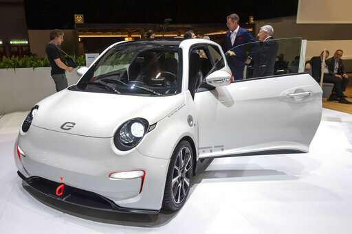 After years of promise, battery cars about to go mainstream