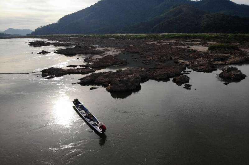 """Experts say the Mekong river is at a """"crisis point"""""""