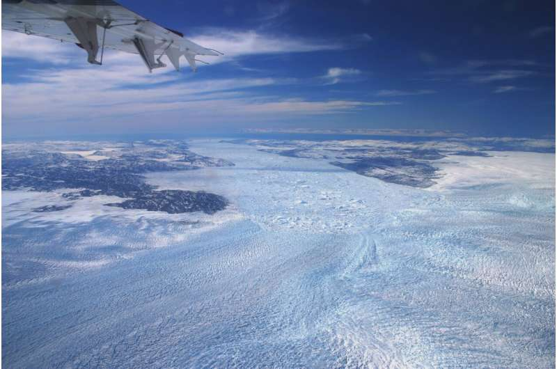 Greenland ice losses rising faster than expected