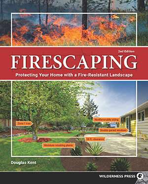 How to protect homes from wildfire is subject of professor's new book