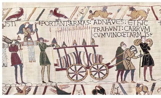 New study suggests the original location of the Bayeux Tapestry is finally solved