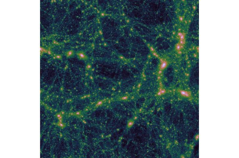 Scientists find further evidence for a population of dark matter deficient dwarf galaxies
