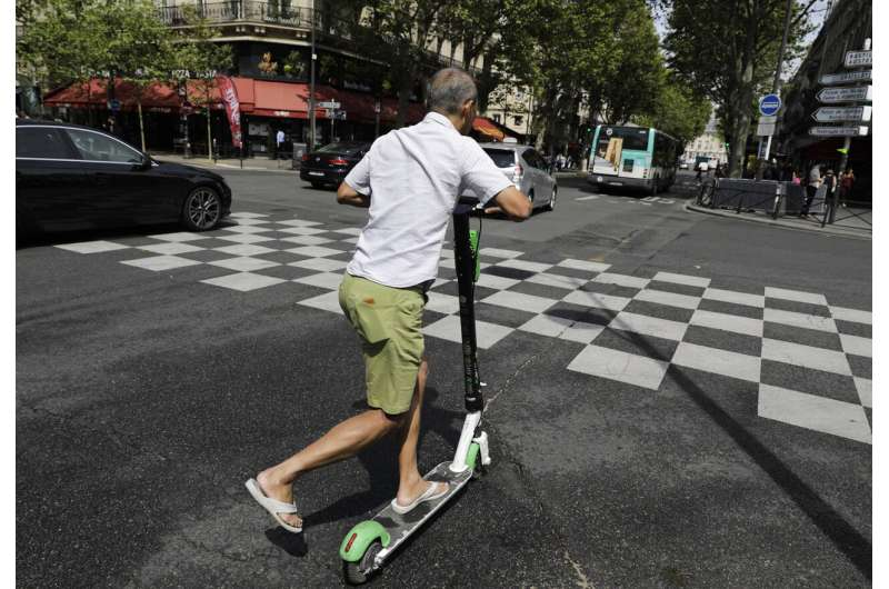 Fast, not so furious? Europe wrestles with electric scooters