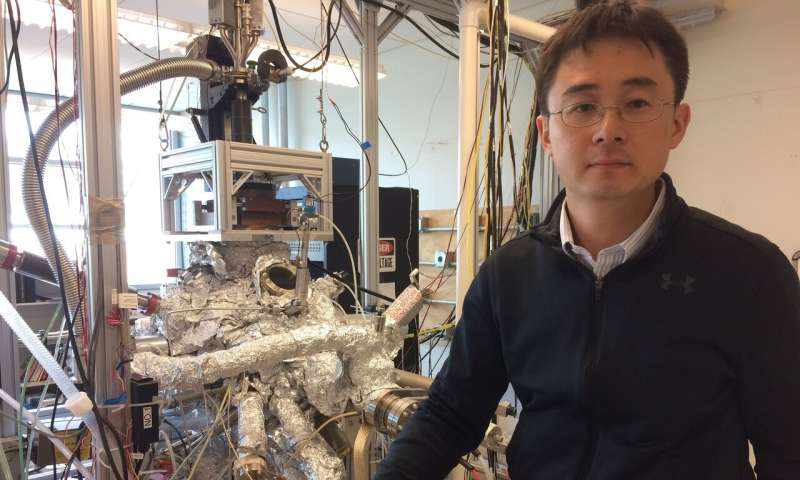 New material shows high potential for quantum computing