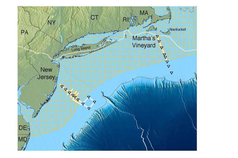 Scientists map huge undersea fresh-water aquifer off US Northeast