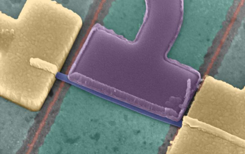 Study investigates how spin-orbit interaction protects Majorana nanowires