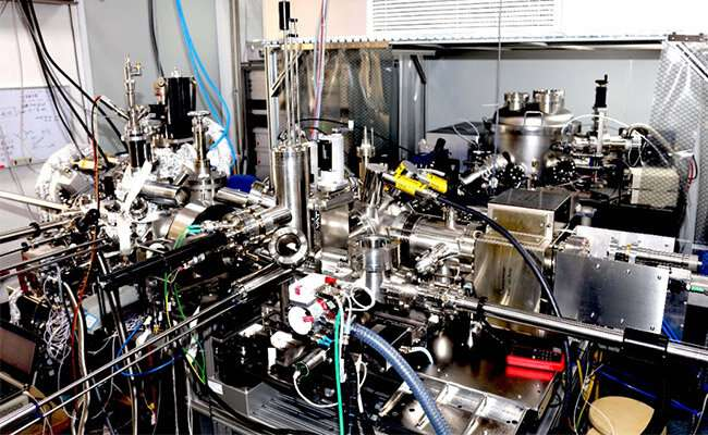 Scientists develop near ambient pressure photoemission electron microscopy based on tunable deep-ultraviolet laser source