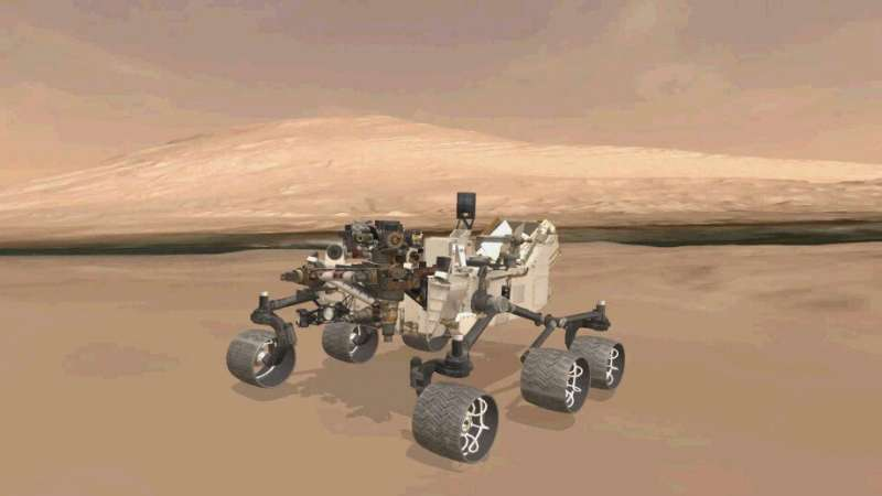 A step closer to solving the methane mystery on Mars