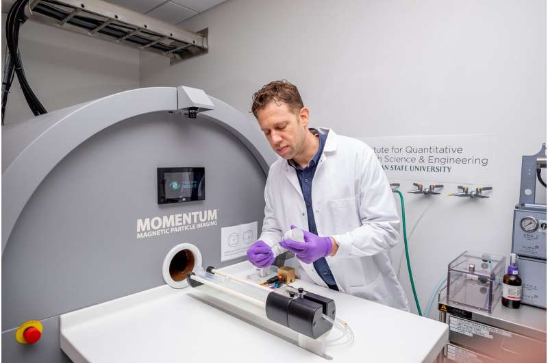 Nanotechnology improves chemotherapy delivery