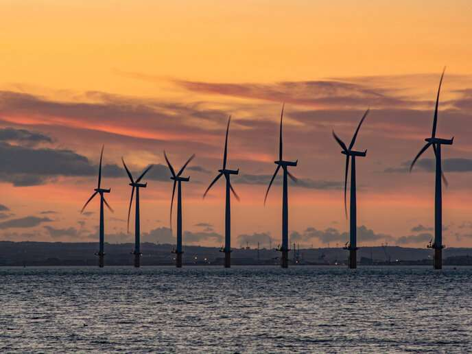 New technology aims to boost wind energy efficiency in Europe