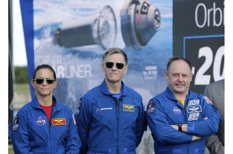 Boeing's Starliner capsule makes launch debut, but hits snag (Update)