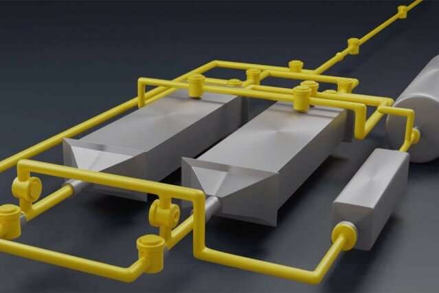 Engineers develop a new way to remove carbon dioxide from air