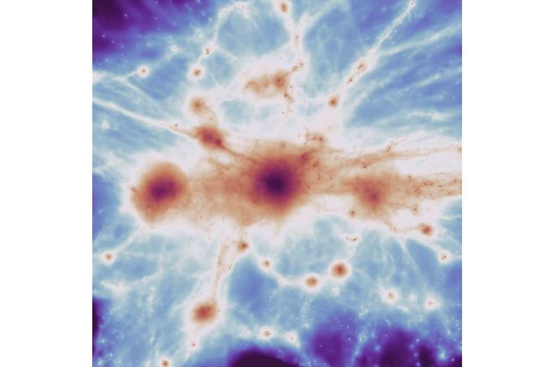 Scientists start mapping the hidden web that scaffolds the universe