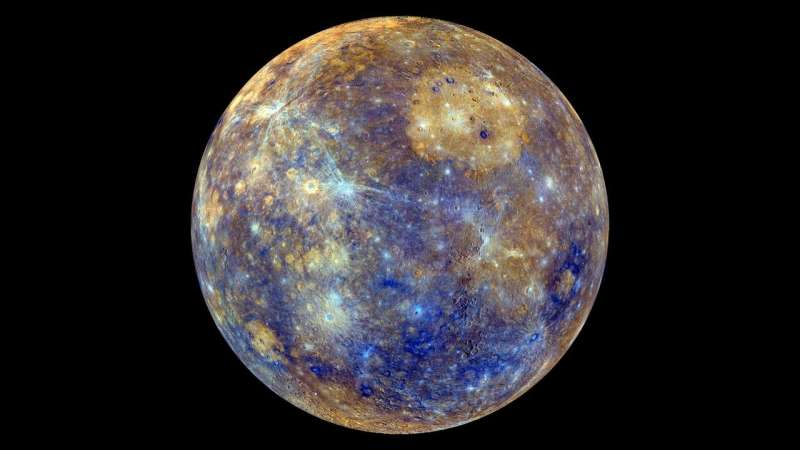 A closer look at Mercury's spin and gravity reveals the planet's inner solid core