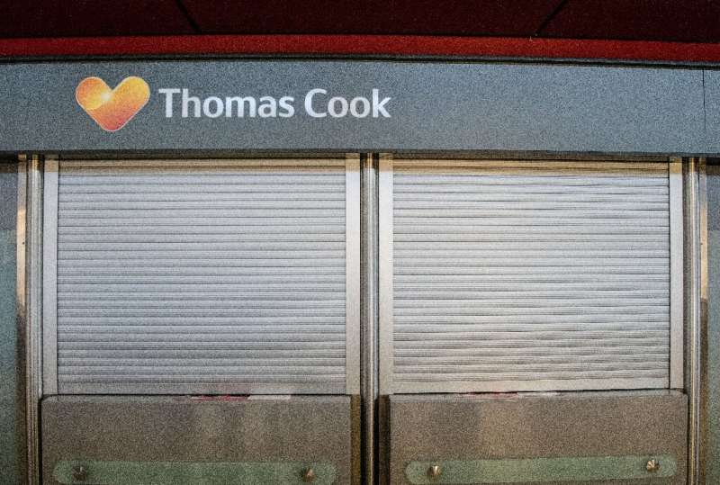 Adapt or pull down the shutters: Thomas Cook was seen as having failed to adapt its business as the internet enabled consumers t
