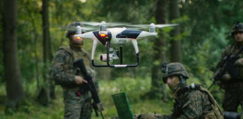 Aerial threat: why drone hacking could be bad news for the military