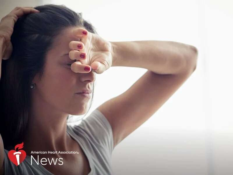 AHA: could a heart attack or stroke lead to early menopause?
