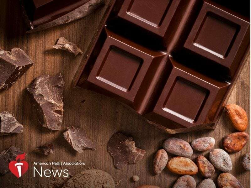 AHA news: are there health benefits from chocolate?