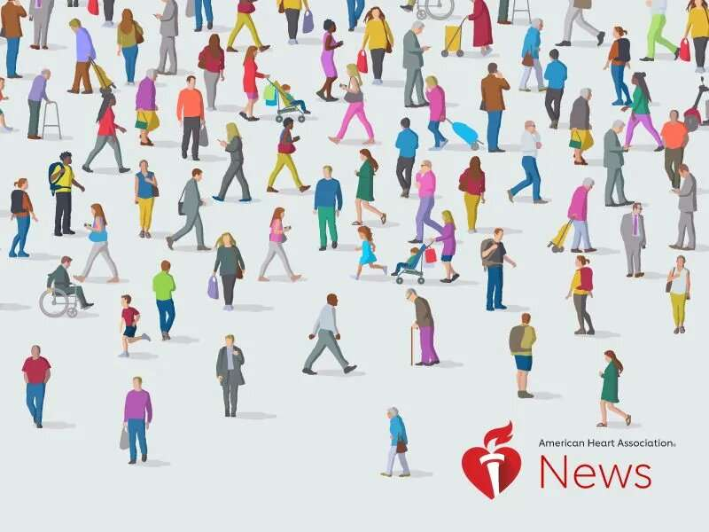 AHA news: culture, paycheck, neighborhood key to your heart's health