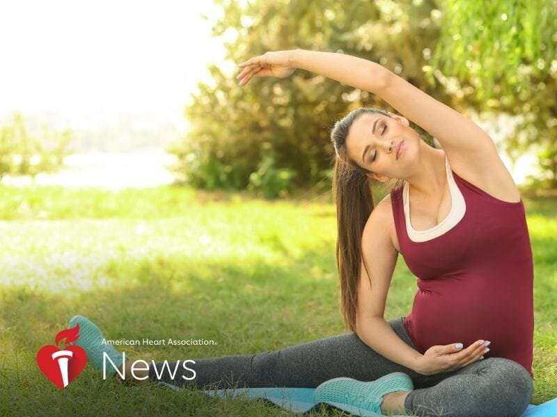 AHA news: early pregnancy may be a prime time to promote heart health