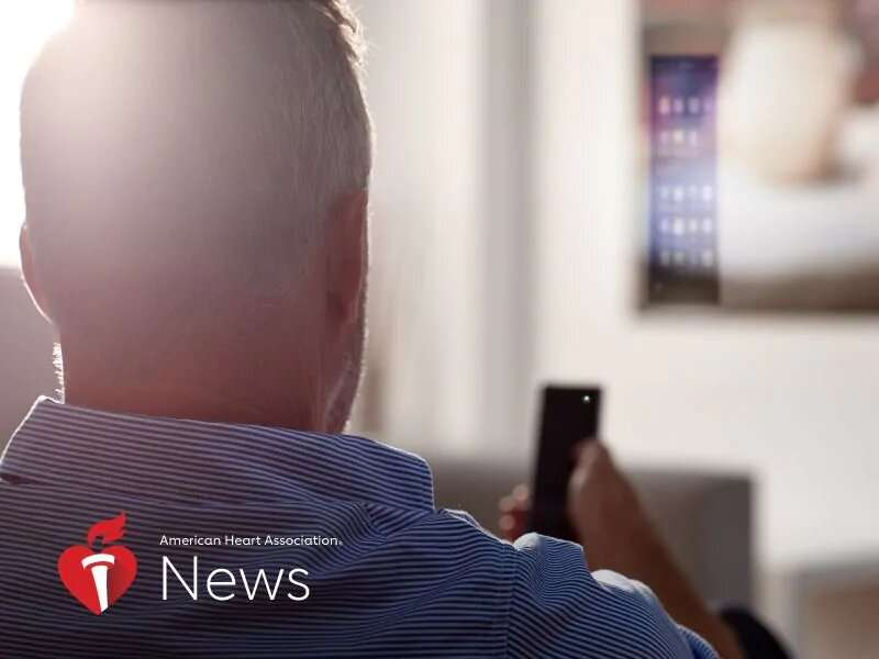 AHA news: less TV, more activity may mean extra years free of heart disease and stroke
