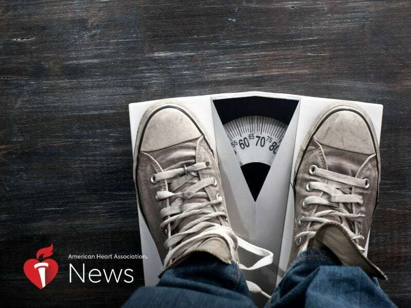 AHA news: overweight kids at higher risk for blood clots as adults