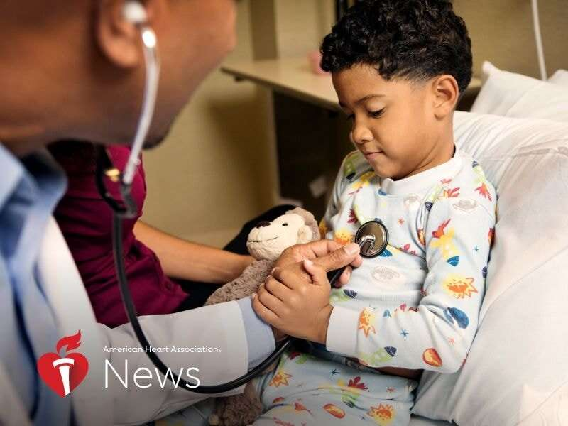 AHA news: serious heart defects increase heart failure risk in early adulthood
