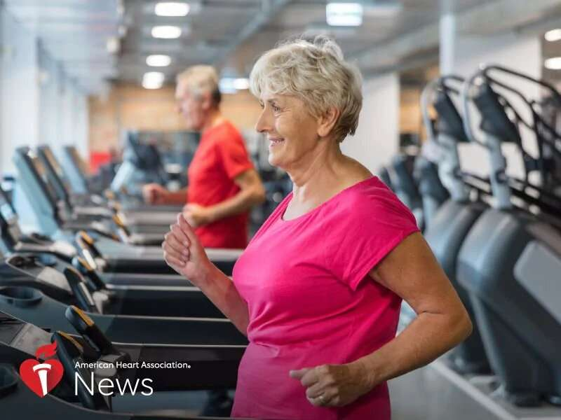 AHA news: tiring easily may warn of future heart trouble