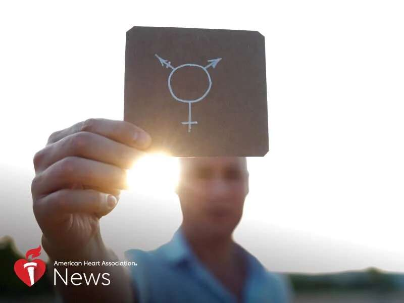 AHA news: transgender men and women may have higher heart attack risk