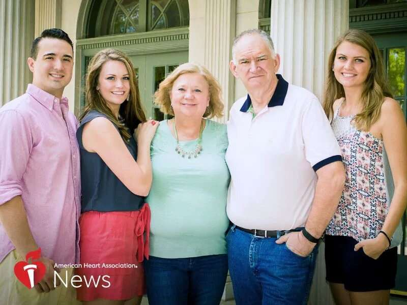 AHA: this family walks to honor a young life lost to heart condition