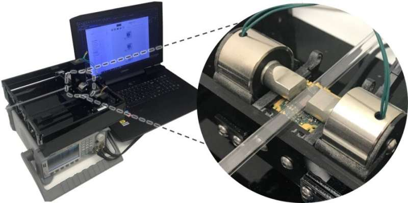 AI-based cytometer detects rare cells in blood using magnetic modulation and deep learning