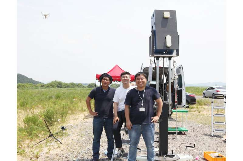 AI radar system that can spot miniature drones 3 kilometers away