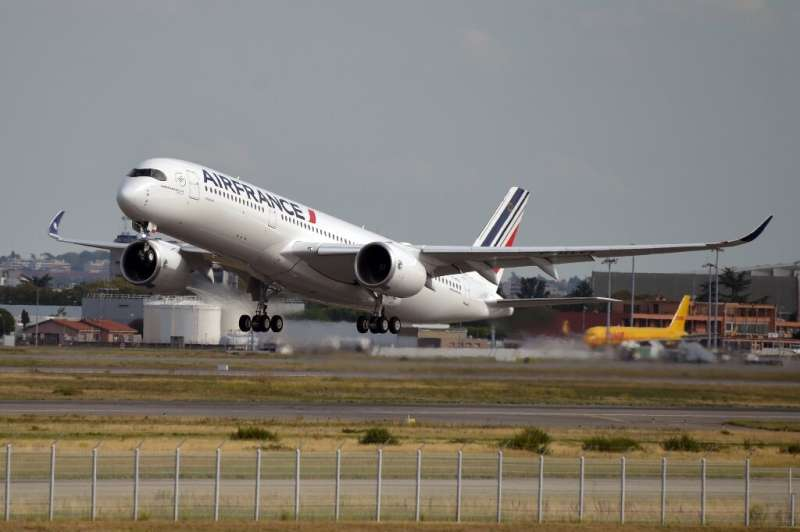 Air France is hoping for some lift from deals reached with its staff after a series of strikes