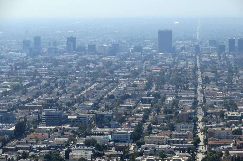 Air quality app influences behavior by linking health to environment