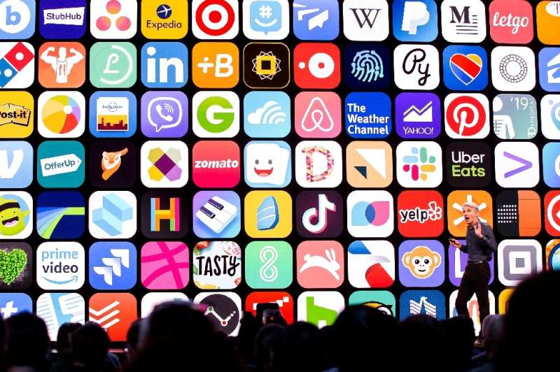 A lawsuit against Apple by app developers claiming the tech giant abuses its monopoly in its online marketplace was filed a day